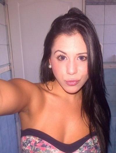 apasionada y extrovertida chica web cam